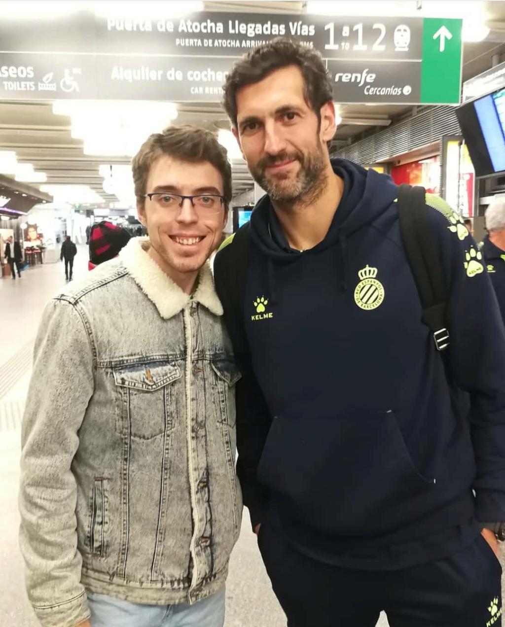 ¿Cuánto mide Diego López? - Altura - Real height Img_1092