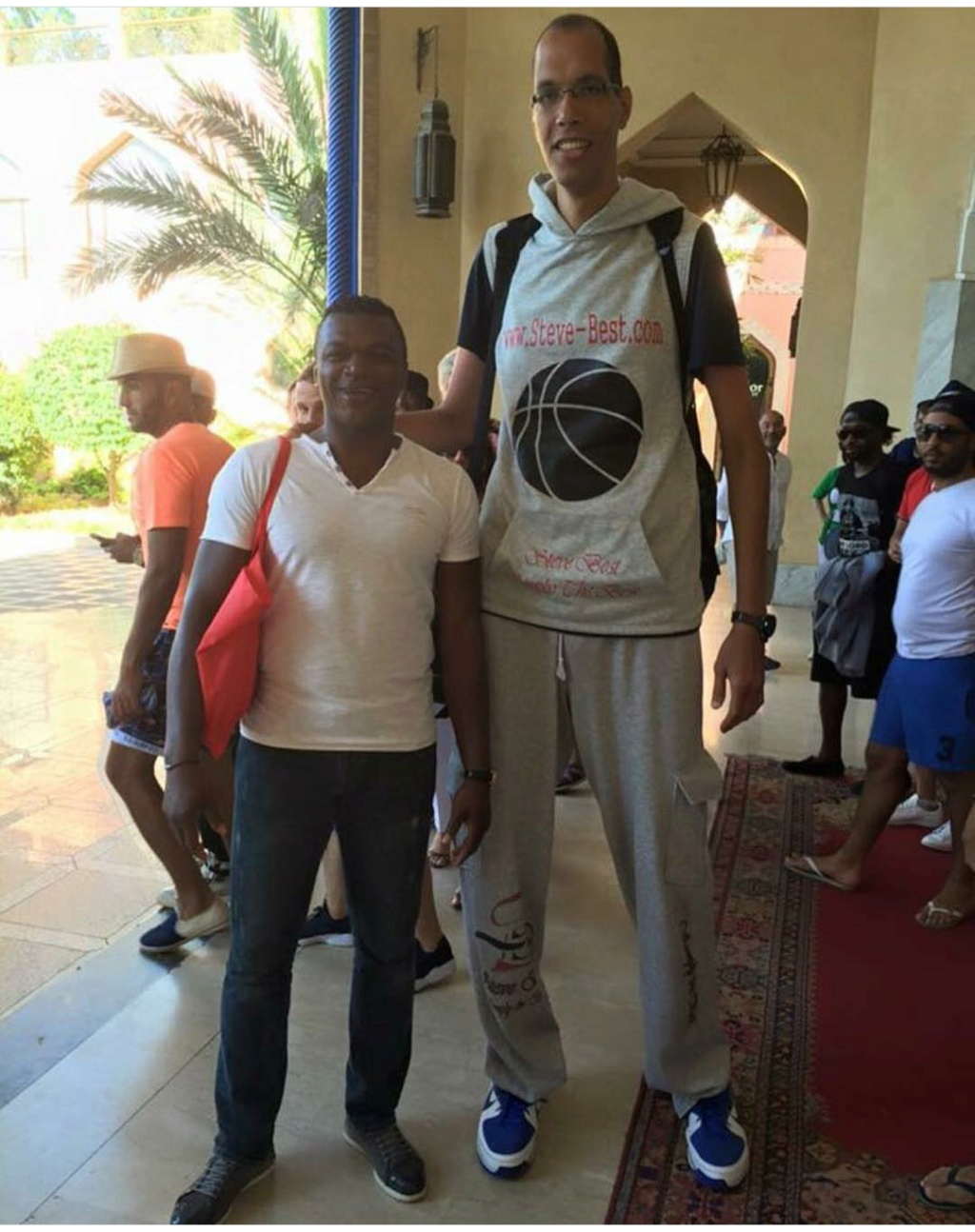 ¿Cuánto mide Brahim Takioullah? - Real height Img_2097