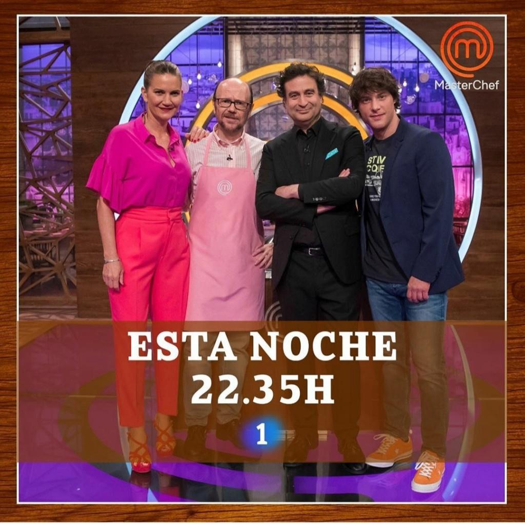 ¿Cuánto mide el chef Pepe Rodríguez? (Masterchef) - Altura: 1,76 Img_2234
