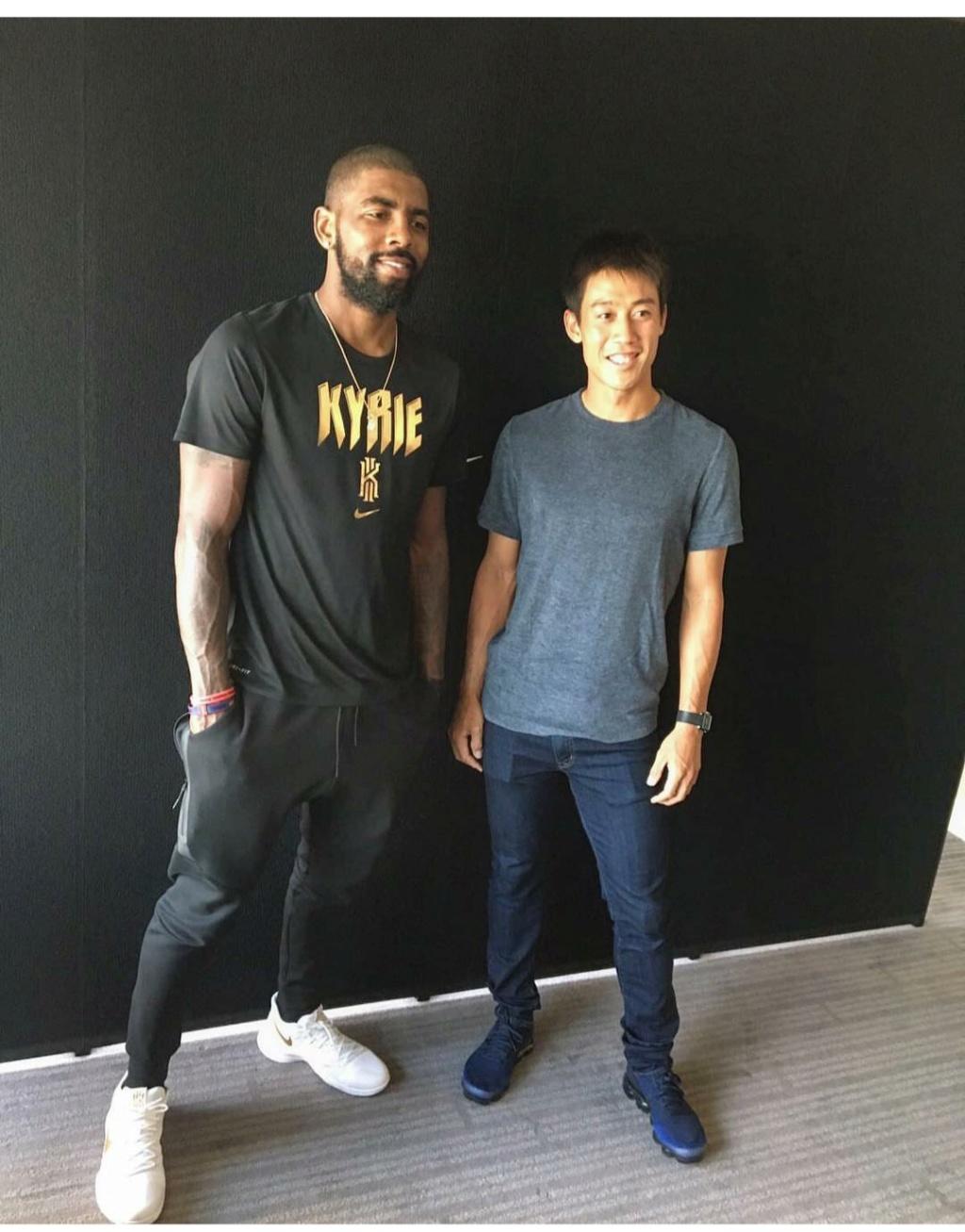 ¿Cuánto mide Kei Nishikori? - Altura - Real height Img_2245