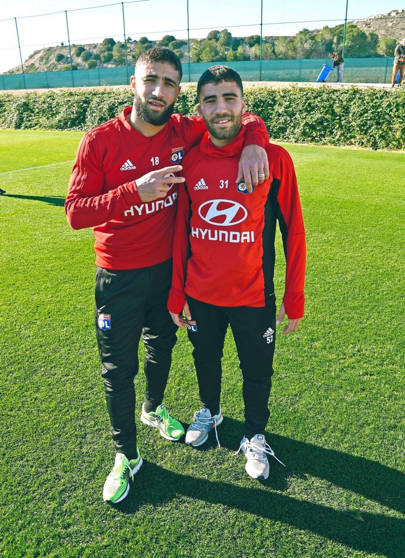 ¿Cuánto mide Nabil Fekir? - Real height Img_2255