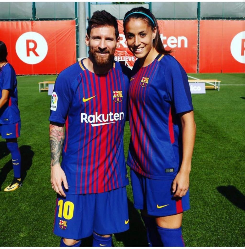 ¿Cuánto mide Olga García? (Futbolista) Img_2262