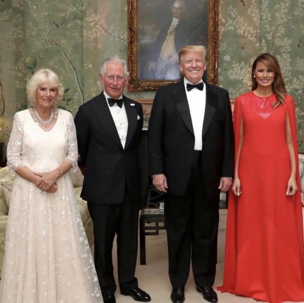 ¿Cuánto mide el Príncipe Carlos? / Prince Charles - Altura - Real height Img_2273