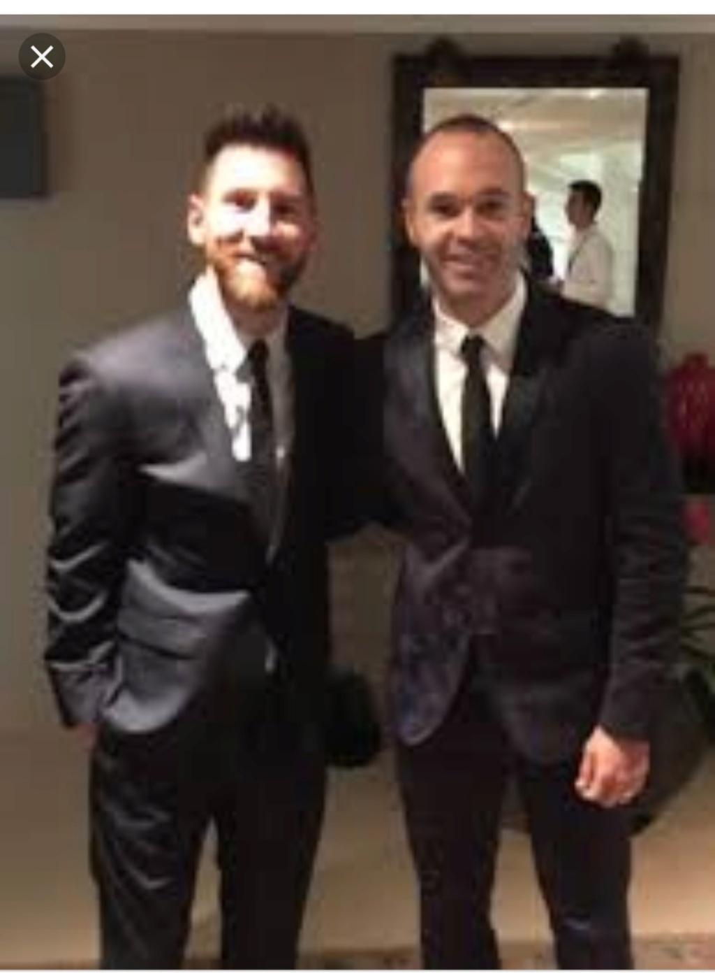 ¿Cuánto mide Lionel Messi? - Estatura y peso - Real height - Página 4 Img_2291