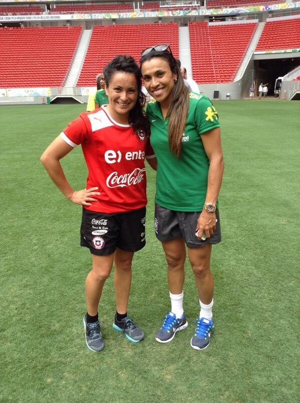 ¿Cuánto mide Marta Vieira da Silva? - Real height Img_2317