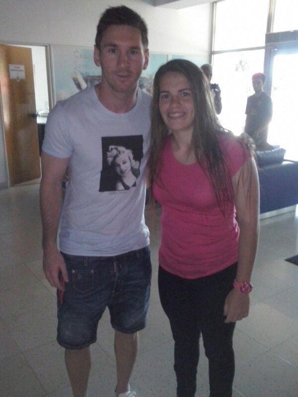 ¿Cuánto mide Lionel Messi? - Estatura y peso - Real height - Página 4 Img_2321