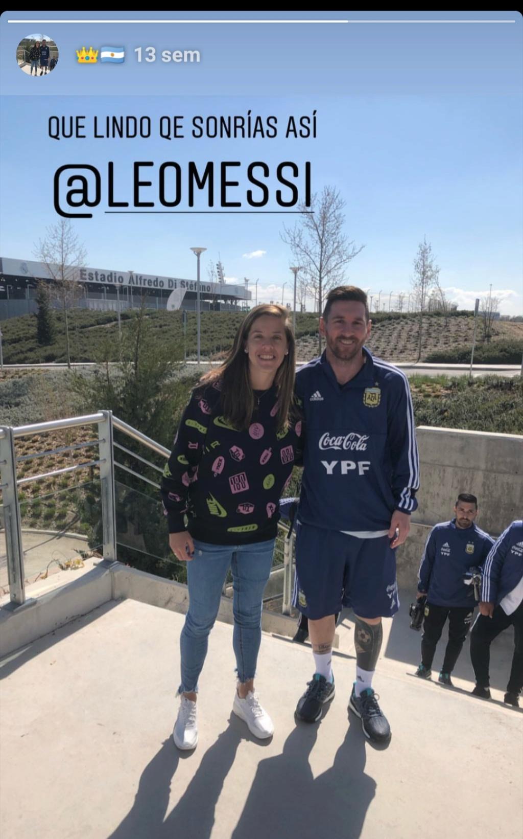 ¿Cuánto mide Lionel Messi? - Estatura y peso - Real height - Página 4 Img_2325