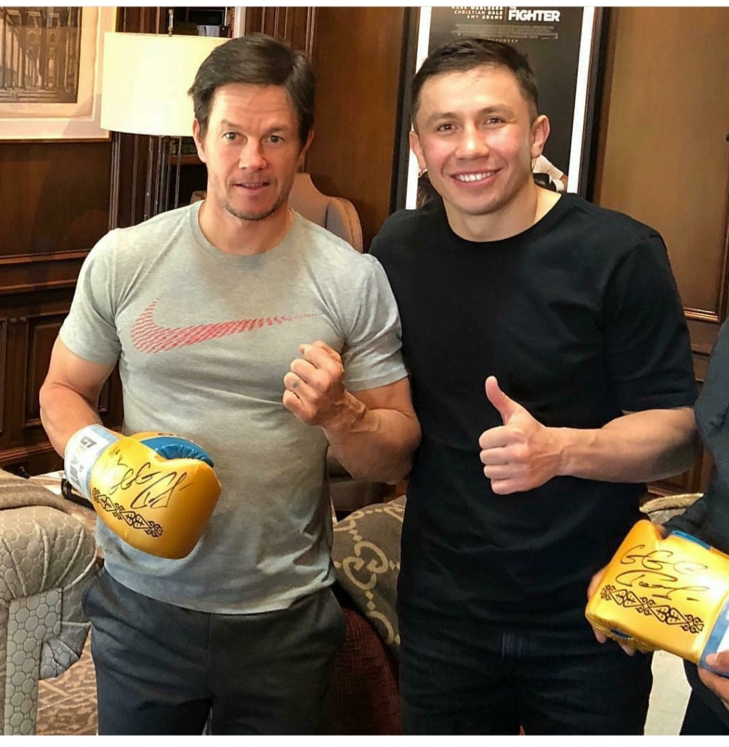 ¿Cuánto mide Mark Wahlberg? - Altura - Real height Img_2328