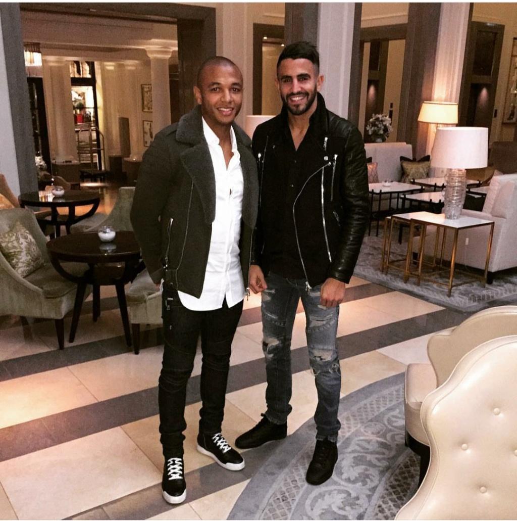 ¿Cuánto mide Riyad Mahrez? - Real height Img_2399