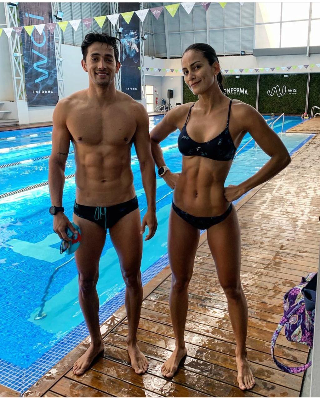 ¿Cuánto mide Johanna Solano? - Real height Img_2423