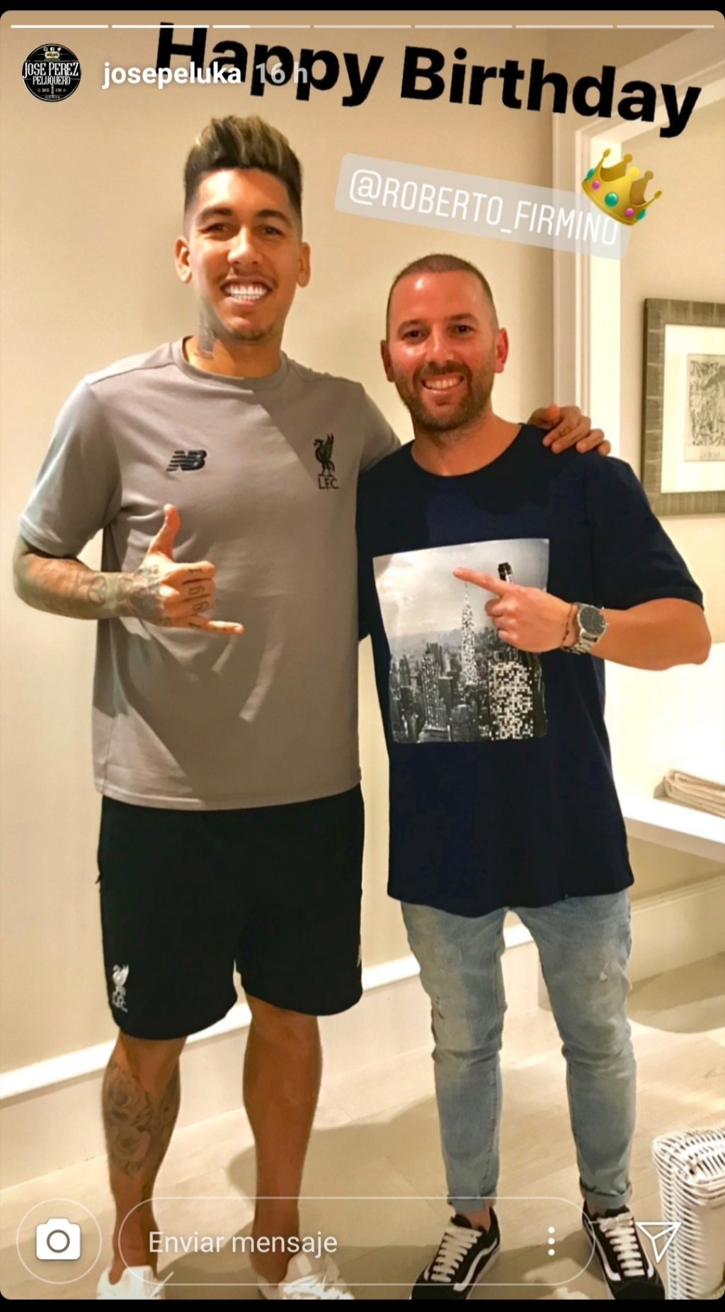 ¿Cuánto mide Roberto Firmino? - Real height Img_2498