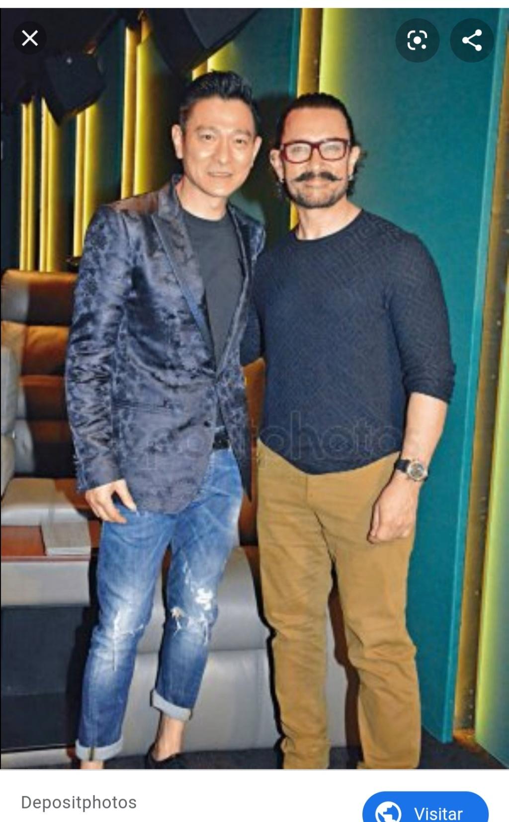 ¿Cuánto mide Aamir Khan? - Real height Img_2516