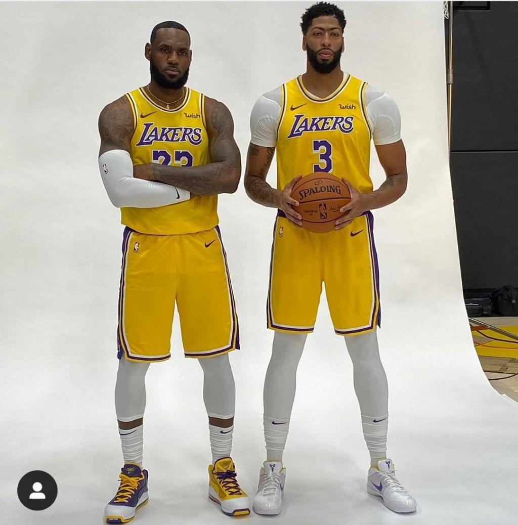 ¿Cuánto mide LeBron James? - Altura - Real height Img_2567