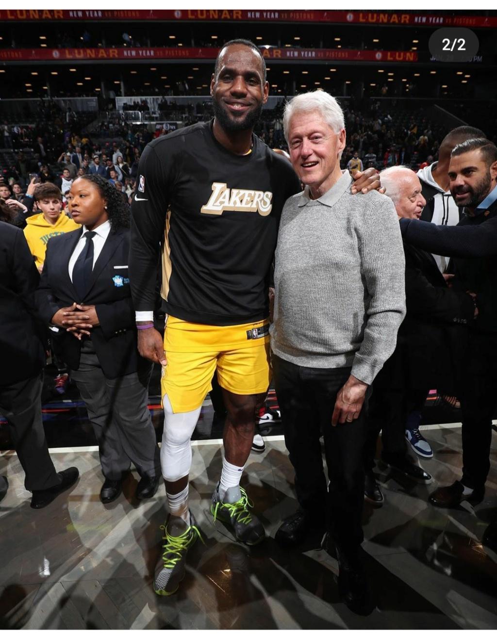 ¿Cuánto mide LeBron James? - Altura - Real height Img_2708