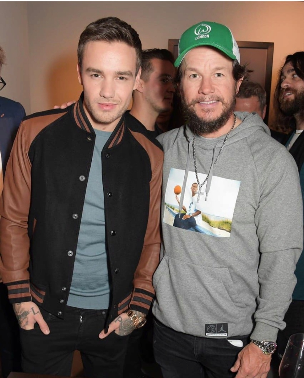 ¿Cuánto mide Liam Payne? - Altura - Real height Img_2798