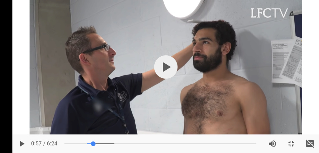 ¿Cuánto mide Mohamed Salah? - Altura - Real height - Página 2 Screen29