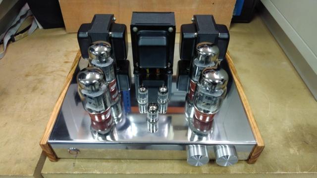 Montaje de amplificador en kit Img_2018