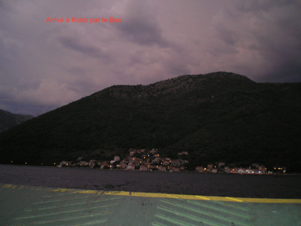 Voyage Monténégro  P1010023