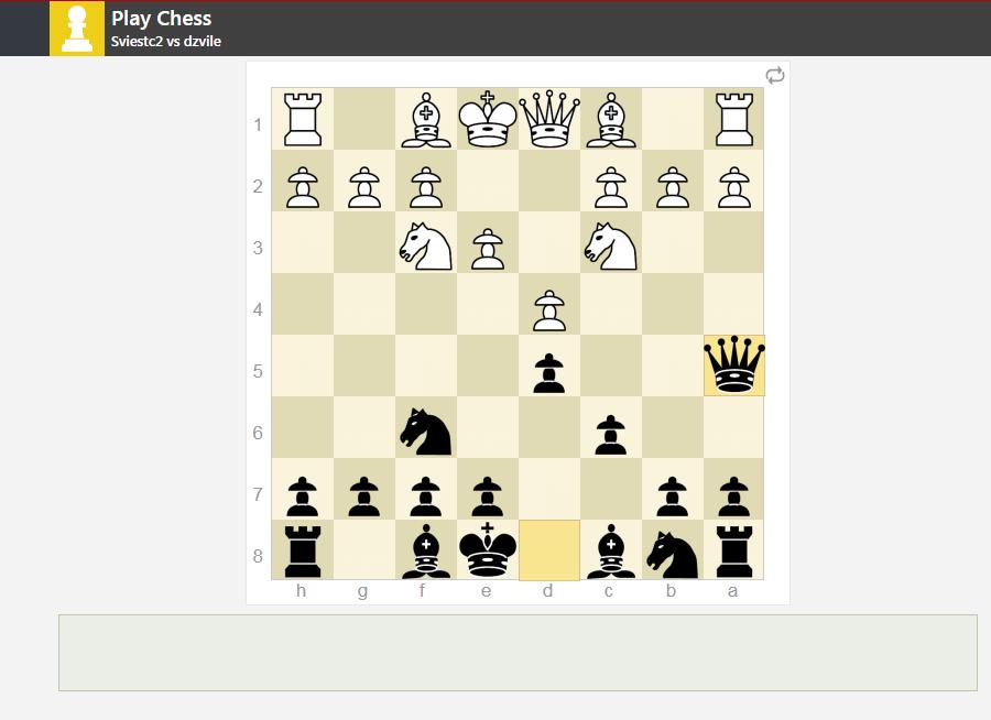 Šaha topiks Chess10