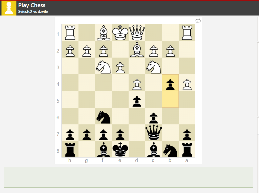 Šaha topiks Chess11