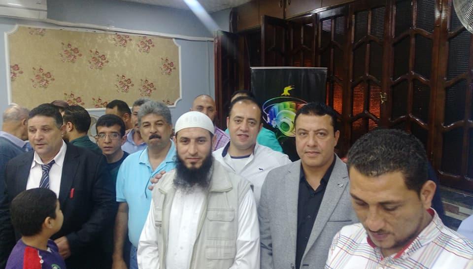 """ودعت مدينة السرو التابعة لمحافظة دمياط . اليوم رجل من خيرة رجالها """" الشيخ راضي أبو عطيه """" 413"""