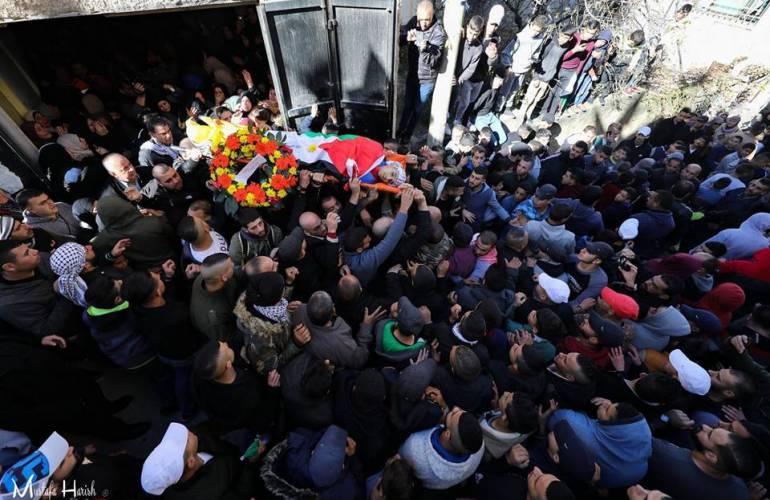 6 شهداء ومقتل 3 جنود صهاينة و141 مواجهة خلال الأسبوع الماضي 5e5c2410
