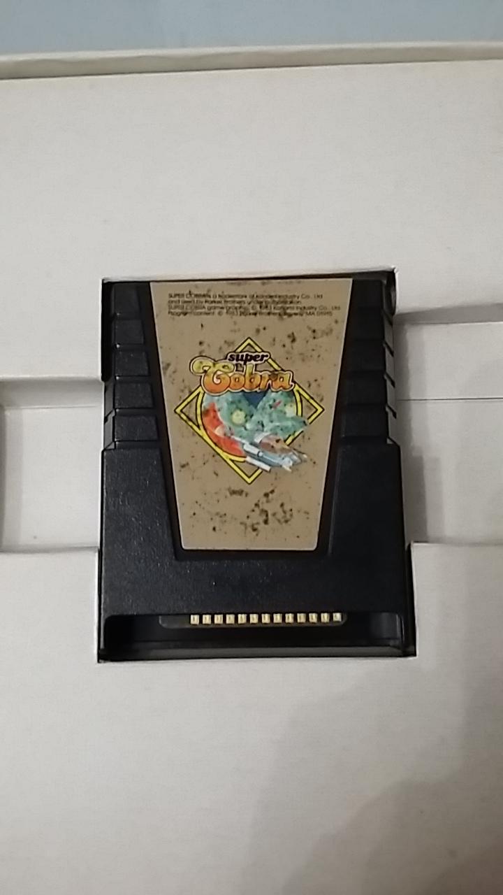 [ESTIM] Cartouches Atari XL XE 20190110