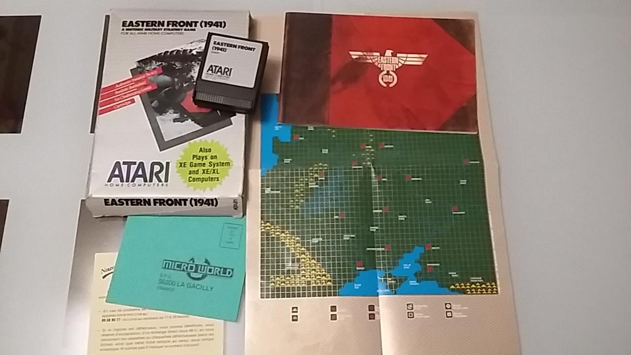 [ESTIM] Cartouches Atari XL XE 20190111