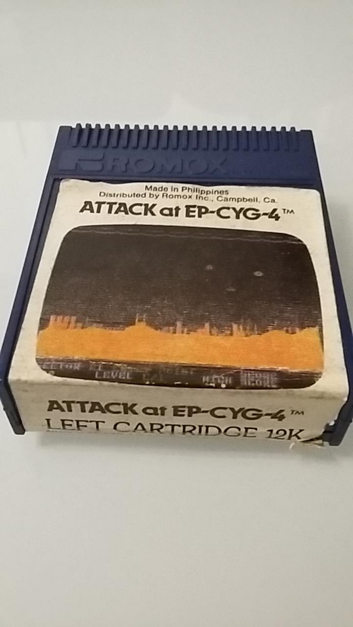 [ESTIM] Cartouches Atari XL XE 20190113