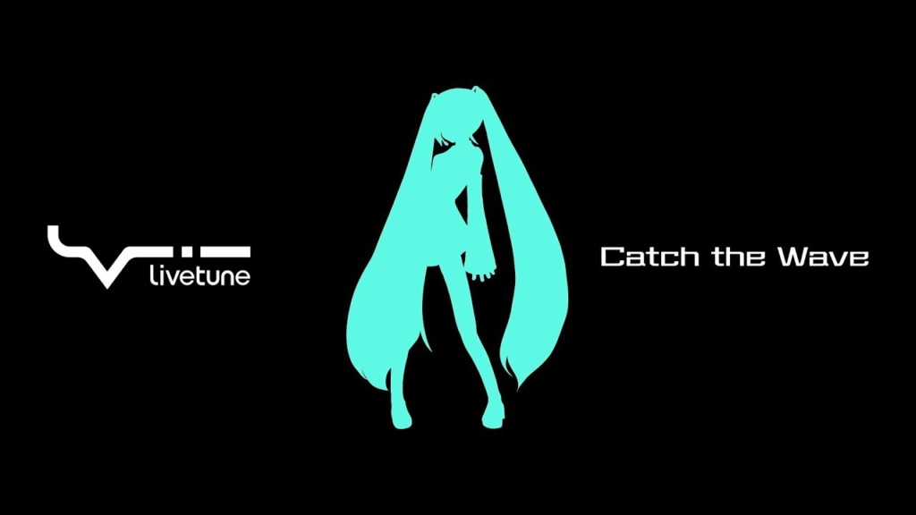 Catch the Wave feat. 初音ミク by livetune Maxres18