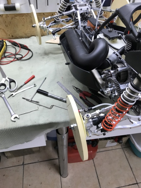 LEOPARD 2WD, ma citrouille de buggy.  - Page 7 56916912