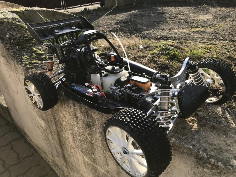 LEOPARD 2WD, ma citrouille de buggy.  - Page 7 Img_9030