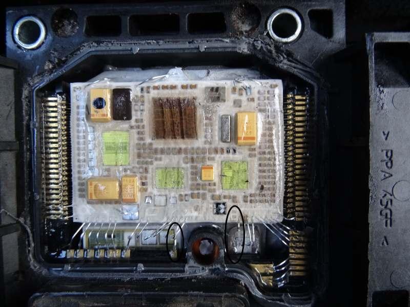 Ma Vectra GTS 2.2 DTI ne démarre plus ! Dsc01510