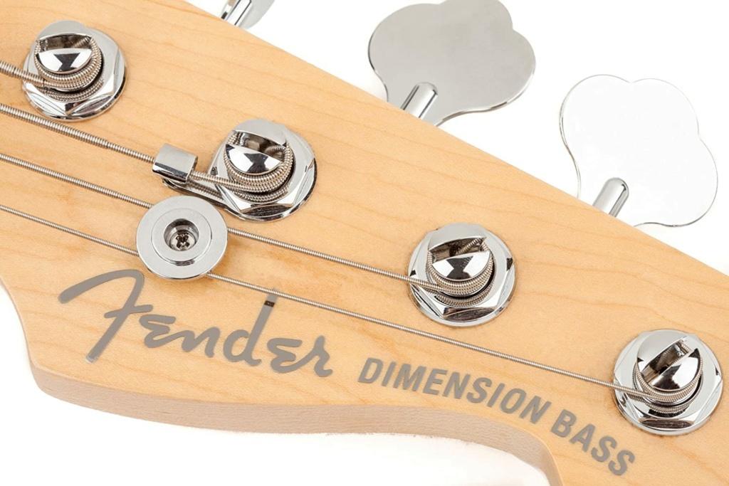 Como saber se um baixo necessita de string retainer? Fender10