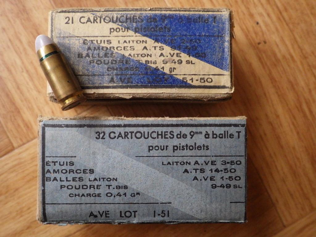 """Boite de 9mm """"chargées pour fortes pressions""""  Rimg4534"""