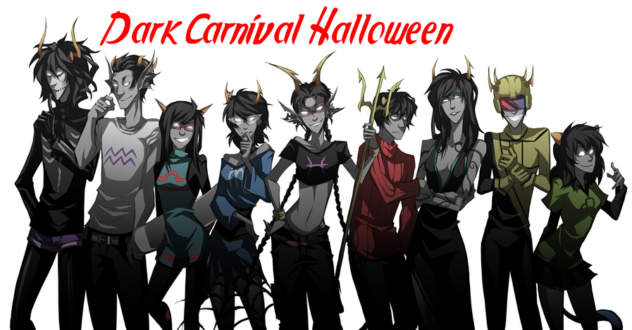 .The Dark Carnival: Chronicles