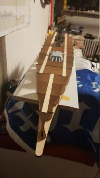 Die Yamato von De Agostini in 1/250  20180311
