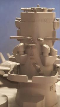 Die Yamato von De Agostini in 1/250  20180819