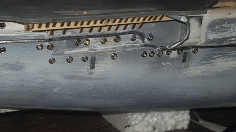 Die Yamato von De Agostini in 1/250  20200413