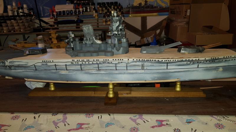 Die Yamato von De Agostini in 1/250  20200422