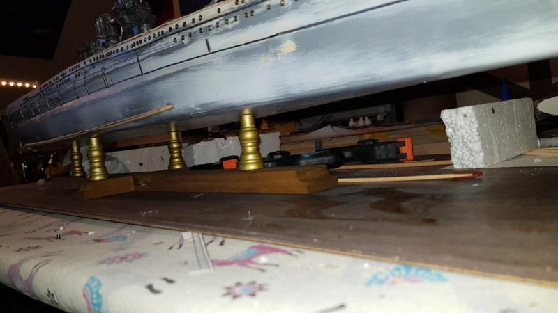 Die Yamato von De Agostini in 1/250  20200424