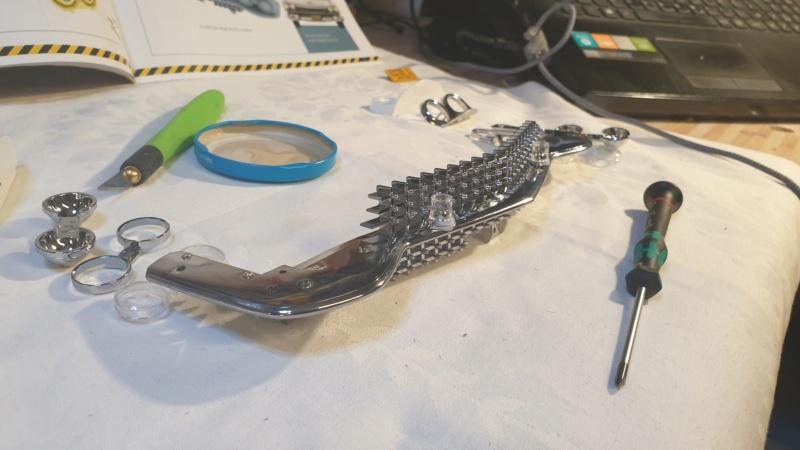 1:8 Replik von Ecto-1, dem Cadillac aus Ghostbuster I-II  20210445