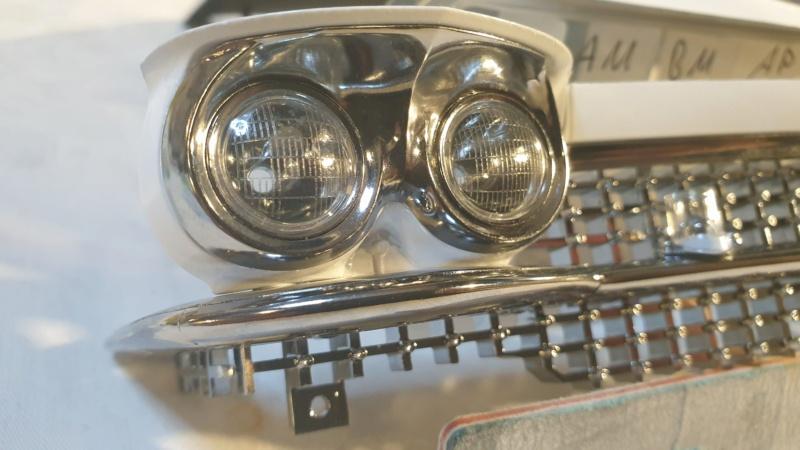 1:8 Replik von Ecto-1, dem Cadillac aus Ghostbuster I-II  20210450
