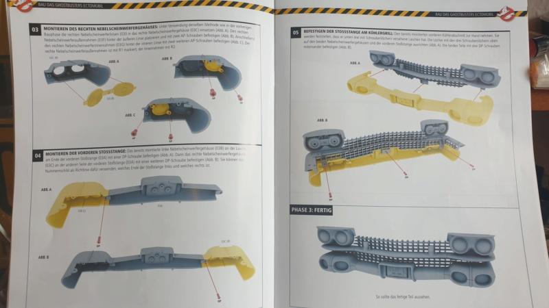 1:8 Replik von Ecto-1, dem Cadillac aus Ghostbuster I-II  20210462