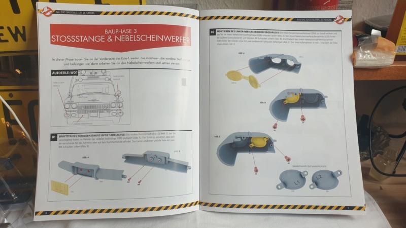 1:8 Replik von Ecto-1, dem Cadillac aus Ghostbuster I-II  20210463