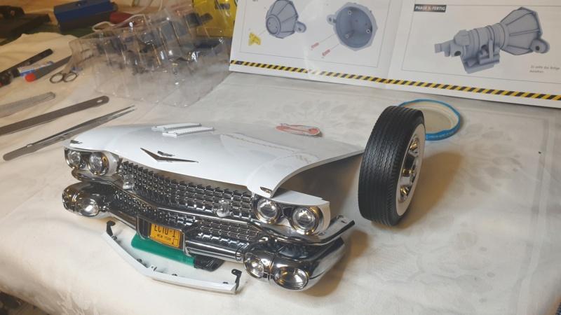 1:8 Replik von Ecto-1, dem Cadillac aus Ghostbuster I-II  20210465