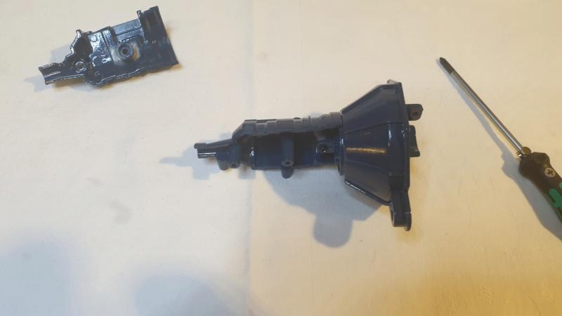 1:8 Replik von Ecto-1, dem Cadillac aus Ghostbuster I-II  Baupha10