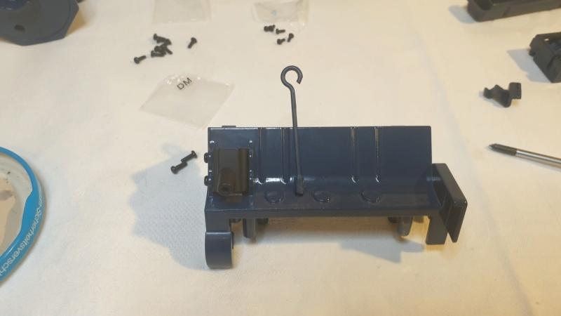 1:8 Replik von Ecto-1, dem Cadillac aus Ghostbuster I-II  Baupha13