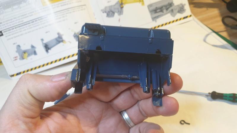 1:8 Replik von Ecto-1, dem Cadillac aus Ghostbuster I-II  Baupha14
