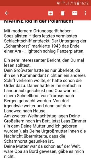 Die Scharnhorst von Hachette in 1/200 Schztz13
